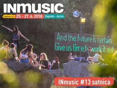 Objavljena potpuna satnica INmusica #13! Još samo 5% ulaznica u prodaji!