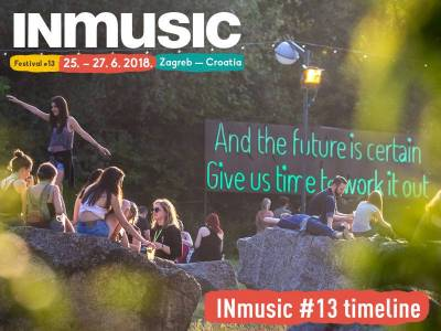 INmusic #13 full timeline announced! Only 5% of festival tickets left on sale!