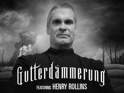 Gutterdämmerung featuring Henry Rollins