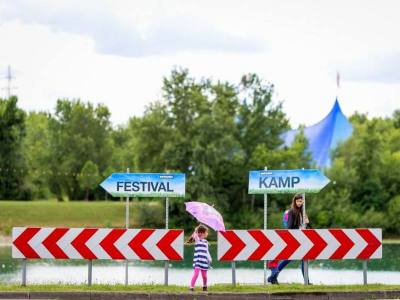 Free public transportation for festival visitors