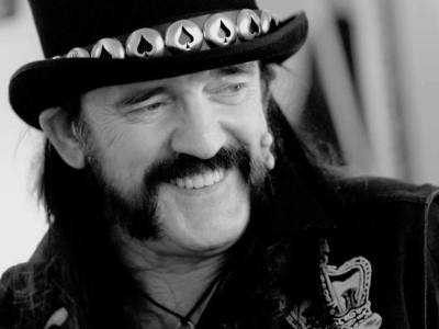 Ian Fraser Kilmister - Lemmy, frontman of Motörhead, has passed away