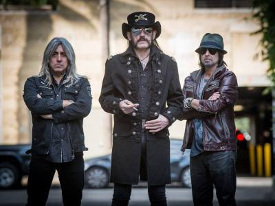 Motörhead, one of the best rock'n'roll bands in the world, are coming to INmusic festival #11!