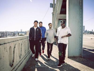 Rudimental at INmusic festival!