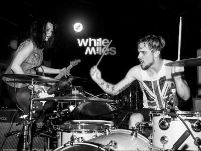 Eagles of Death Metal will be supported by White Miles! (Zagreb, Dec 1st 2015)